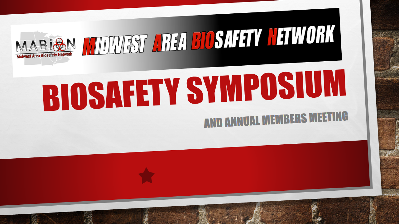 Biosafety Symposium