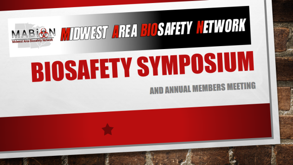 Biosafety Symposium 580w