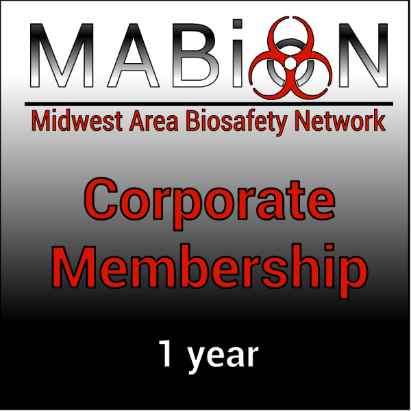 1yr Corporate membership picture