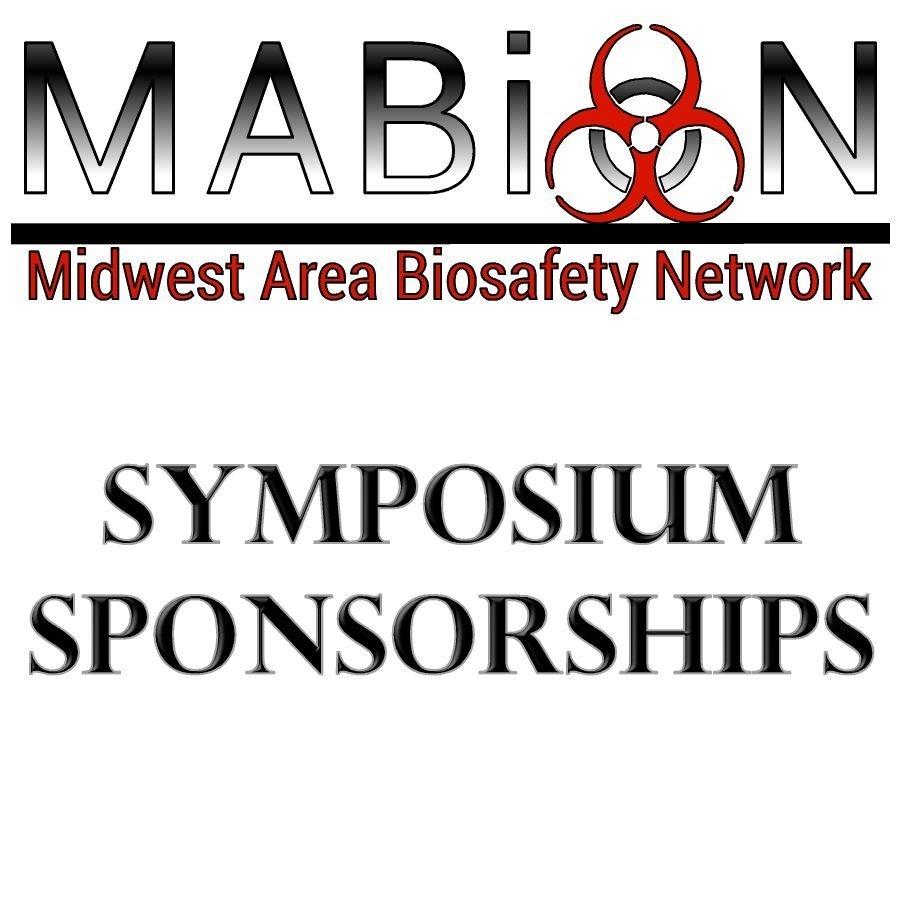 Symposium Sponsorship