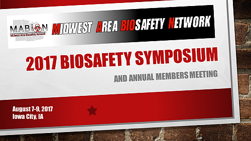 13th Annual MABioN Biosafety Symposium Presentations Ready For Download